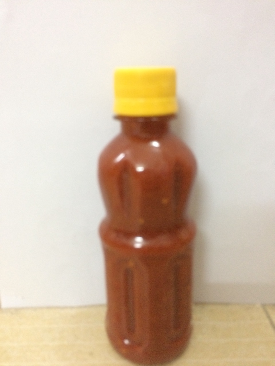 NATURAL CHILI SAUCE 250ML