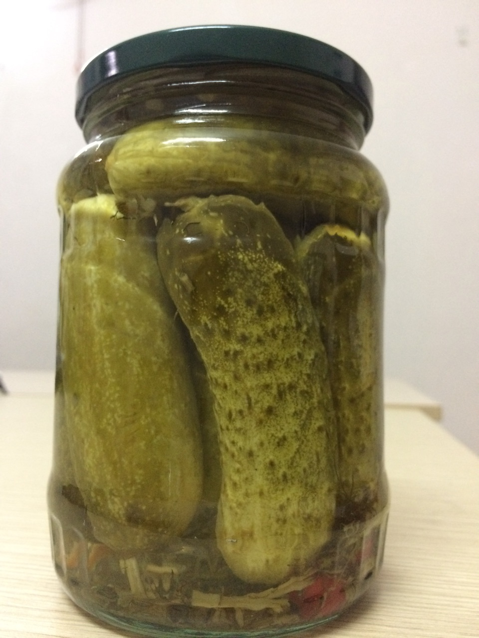 Product | PICKLED CUCUMBERS/ GHERKIN 6-9CM ( JAR 720ML) :